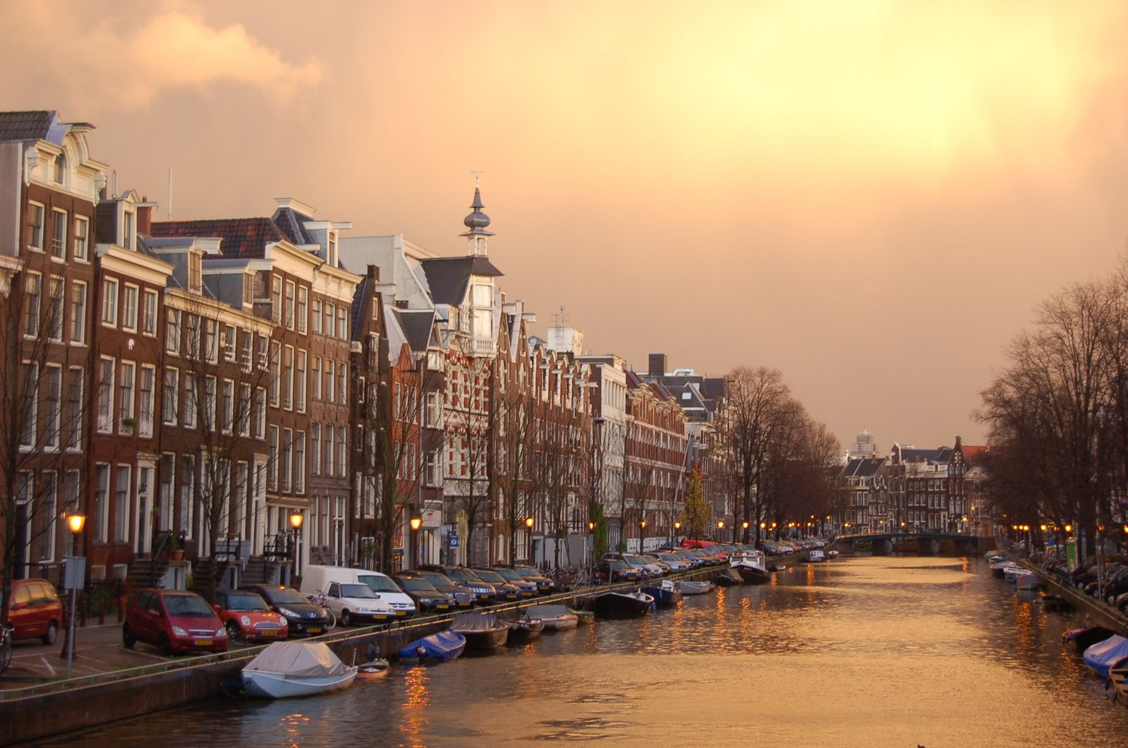 Three Reasons You Should Visit Amsterdam.